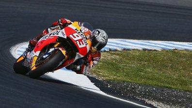 Moto GP - Essais de Phillip Island : Viñales s'impose et Marquez trouve ses marques