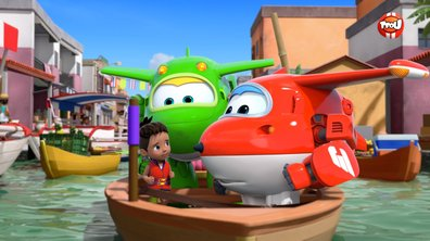 Super Wings - Le marché flottant