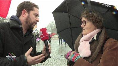 La Marche pour la vie : les militants anti GPA se mobilisent