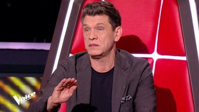 THE VOICE 2020 - Marc Lavoine redoutable quand il veut un talent