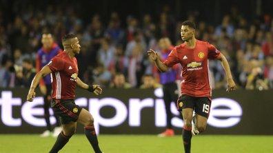 Ligue Europa - Auteur d'un somptueux coup franc, Rashford a lancé United vers la finale (VIDEO)