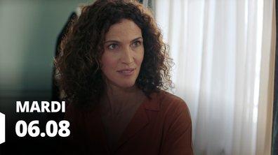 Demain nous appartient du 6 août 2019 - Episode 523