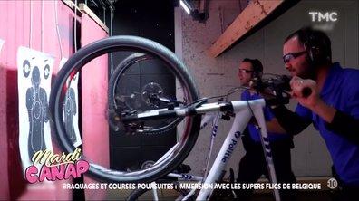 """Mardi Canap : on blague pas avec les """"bikers"""" de la police belge"""