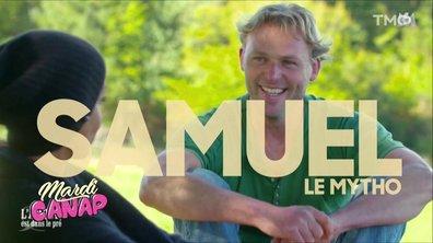 Mardi Canap -  Samuel, le mytho de l'Amour est dans le pré