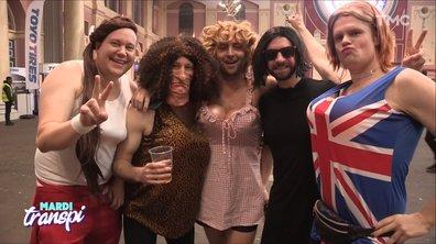 Mardi Transpi : bière à volonté, déguisements d'exception et fléchettes à Londres