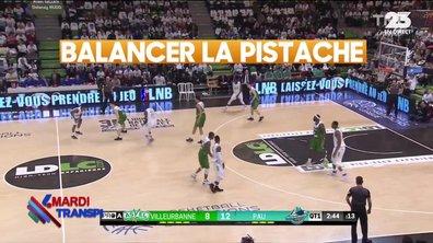 Mardi Transpi  - Ca gueule aussi dans le basket !
