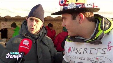 Mardi Transpi : le combiné nordique, du ski et du coq