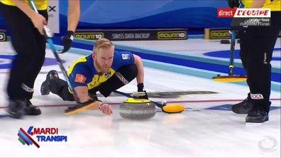 Mardi Transpi - Entrez dans l'expérience Curling