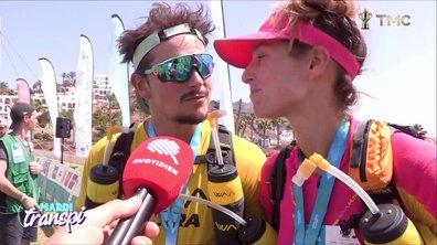 Mardi Transpi : on a testé le Marathon des Sables avec Laury Thilleman et le chef Arbelaez