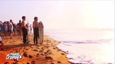 Mardi Transpi : on surfe à Hossegor