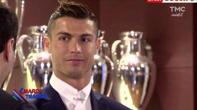 Mardi Transpi - Ronaldo, le Ballon d'Or le plus glossy de l'histoire