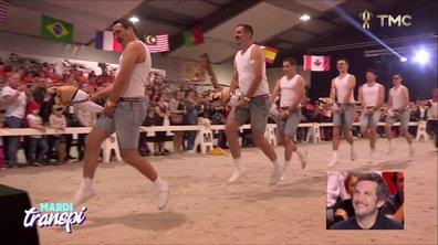 Mardi Transpi : le sport où des humains font semblant d'être des chevaux