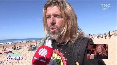 Mardi Transpi': Le surf, un sport de blonds