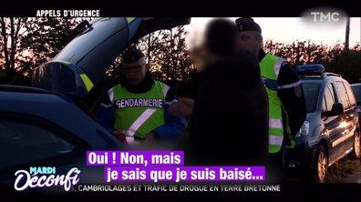 Mardi Transpi: vu dans Appels d'urgence, un conducteur ivre qui assume