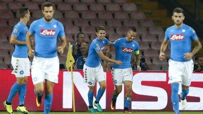 Europe - Selon l'UEFA, le Napoli est l'équipe la moins blessée cette saison
