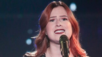 "THE VOICE 2020 - Margau chante ""En rouge et noir"" de Jeanne Mas"