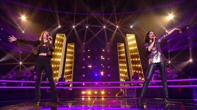 The Voice 2021 - Chiara VS Marghe chantent « A Natural Woman » d'Aretha Franklin