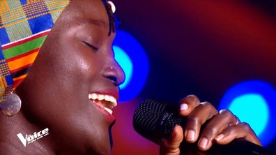 "THE VOICE 2020 -  Mariaa Siga chante ""Asimbonanga"" de Johnny Clegg & Savuka"