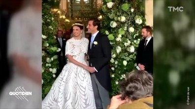 Au mariage des descendants de Napoléon et Marie-Antoinette, l'Europe est plus simple