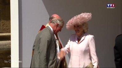 Mariage du Prince Harry et de Meghan Markle : l'arrivée de Doria Ragland, du Prince Charles et de Camilla