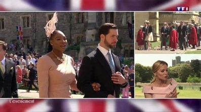 Mariage du Prince Harry et de Meghan Markle : Serena Williams est de la partie
