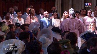 Mariage du Prince Harry et de Meghan Markle : Stand by me en Gospel