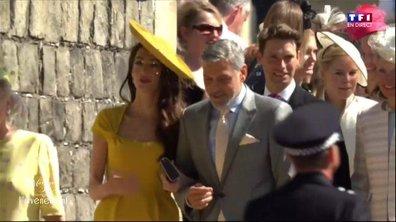 Mariage du Prince Harry et Meghan Markle : l'arrivée des Beckham et des Clooney