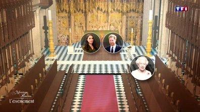 Mariage princier du Prince Harry et de Meghan Markle : découvrez en infographie la chapelle Saint-George