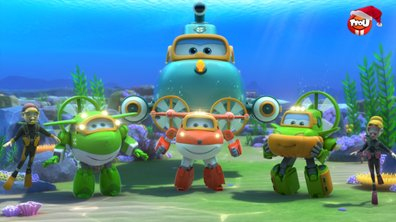 Super Wings - Mariage sous-marin