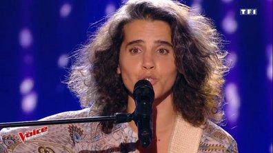 Marianne Aya Oma, elle vous invite au voyage avec sa voix