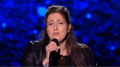 """The Voice 2021 - Marie chante """"Je t'aime encore"""" de Céline Dion"""