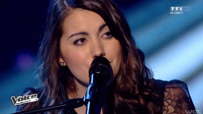 Marina D'Amico - Something's Got a Hold on Me (Etta James) (saison 03)
