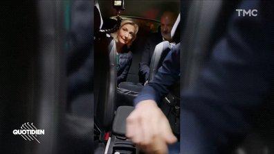 Marine Le Pen arrêtée par les stups
