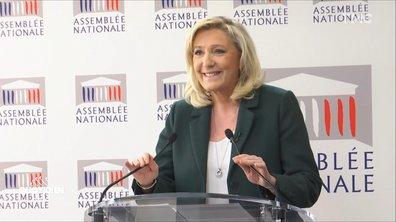 Marine Le Pen n'y connaît rien à l'écologie et ça se voit