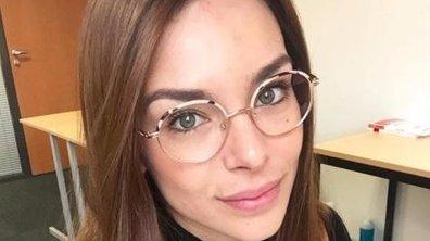 Marine Lorphelin heureuse, elle partage son quotidien d'étudiante en médecine !