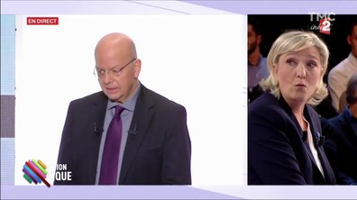 Marine Le Pen sur France 2, l'interview impossible