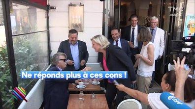Marine Le Pen et ses sept députés : le FN déboule à l'Assemblée