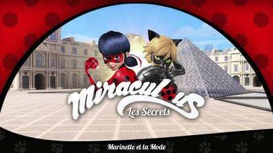Webisode n°7 : Marinette et la mode
