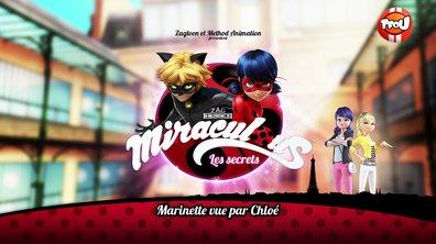 Miraculous Les secrets - EP25 - Marinette vue par Chloé