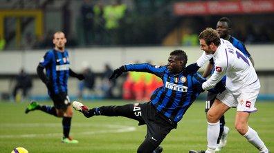 Mario Balotelli trahit l'Inter !