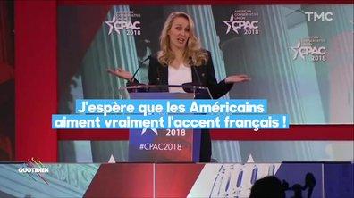 Marion Maréchal Le Pen, vedette américaine, une rivale pour Marine ?