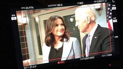 New York Unité Spéciale : l'inspecteur Benson accueille le vice-président Joe Biden le temps d'un épisode