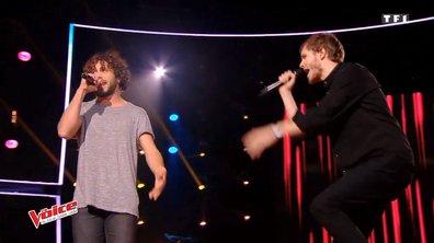 Marius et Léman donnent de la voix