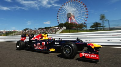 F1 - GP Japon : Suivez la course en direct