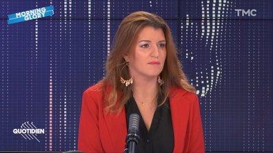 Marlène Schiappa ministre des guillemets, pas des chiffres