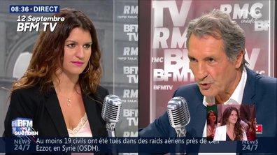 Marlène Schiappa numéro 1 du gouvernement ... dans les médias