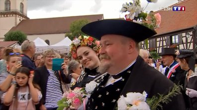 Marlenheim : focus sur le mariage de l'ami Fritz
