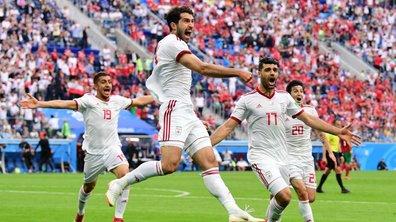 Maroc-Iran (0 - 1) : le match en un coup d'œil