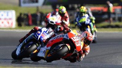 MotoGP Australie 2015 : La folle course remportée par Marquez en vidéos