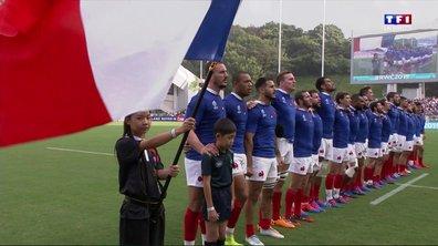 France - USA : Voir la Marseillaise en vidéo